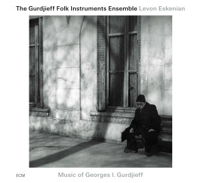 CD album covermusic of Georges I.Gurdjieff 1